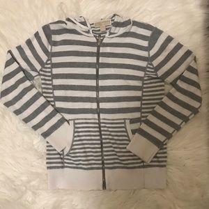 Michael Kors Striped Sweatshirt